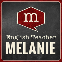 The English Teacher Melanie Podcast