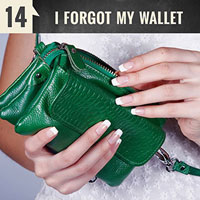 I Forgot My Wallet | Episode 14 of the English Teacher Melanie Podcast