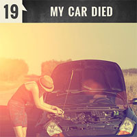 My Car Died | Episode 19 of the English Teacher Melanie Podcast