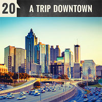 A Trip Downtown | Episode 20 of the English Teacher Melanie Podcast