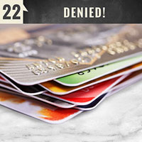 Denied a Credit Card | Episode 22 of the English Teacher Melanie Podcast