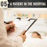 A Patient in the Hospital | Episode 5 of the English Teacher Melanie Podcast