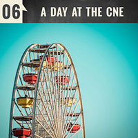 A Day at the CNE | Episode 6 of the English Teacher Melanie Podcast