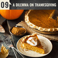 A Dilemma on Thanksgiving | Episode 9 of the English Teacher Melanie Podcast