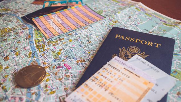 English Listening: My Passport! | Episode 28